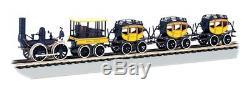Ensemble De Trains Miniatures Ho Dewitt Clinton Ready To Run Ovale 47 X 38