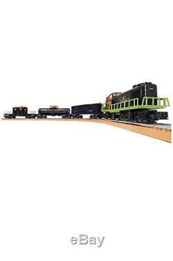 Fin De Ligne Lionel Coffret De Train Prêt À Courir Express Lion Chief