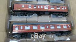 Harry Potter Poudlard Express Complet Prêt À L'emploi O-gauge Train
