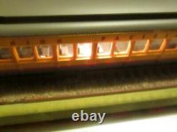 Ho Scale Bachmann 01306 The Explorer Union Pacific Prêt À Courir Ensemble Dans Boîte