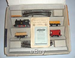 Hornby Dublo 2001 Ready To Run Train Électrique Starter Set Rare 2-rail