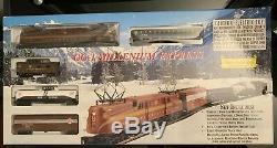 Ihc Gg-1 Millenium Express Ho Échelle Prêt À Terme Pennsylvanie Custom Set Train