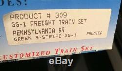Ihc Gg-1 Millenium Express Ho Échelle Prêt À Terme Pennsylvanie Personnalisé Train