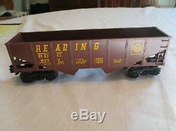 K-ligne Chesapeake & Ohio Train De Marchandises. 0 Échelle. Complet Et Prêt À L'emploi Se