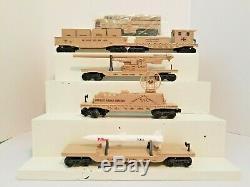 K-ligne K-1125 Opération Desert Storm Ready To Run Train / Nib C-9