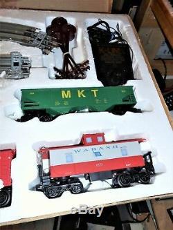 K-line Le Train De Marchandises Wabash Prêt À Fonctionner K-1301