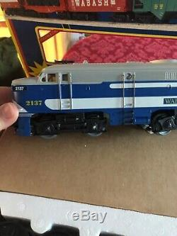 K-line Le Train De Marchandises Wabash Prêt À Fonctionner K-1501