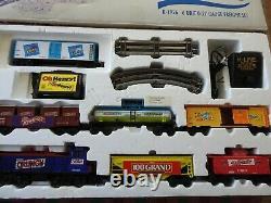 K-line O Gauge #1926 Train De Marchandises Nestle Diesel Locomotive Prêt À Fonctionner