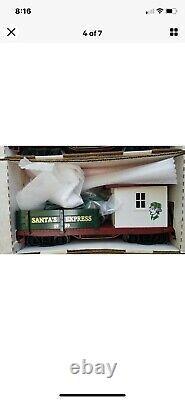 Kalamazoo Trains 19089 Santa Express Complet G-scale Prêt-à-courser Train Set
