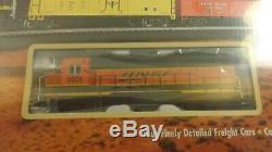 Kit De Démarrage Nsfw 706 Bachmann Ho Scale Rail Chief Prêt À Fonctionner 00706 Neuf