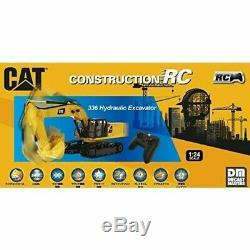 Kyosho 1/24 Rc Cat Construction Equipment 336 Pelle Ready Set Rtr 56622 124