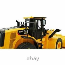Kyosho 1/24 Rc Équipement De Construction Cat 950m Chargeuse De Roue Prêt Ensemble Rtr 56624