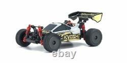 Kyosho 32091wbk Mini Z Rc 4wd Buggy Ready Set Inferno Mp9 Blanc/noir Rtr