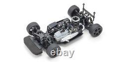 Kyosho 33018 4wd Ready Set Inferno Gt2 Race Spec 2018 Dodge Challenger Rtr Nouveau