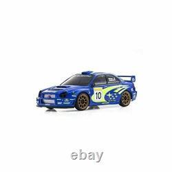 Kyosho Mini-z Awd Subaru Impreza Wrc 2002 Ready Set 32617wr Rtr Tracking Nouveau Avec