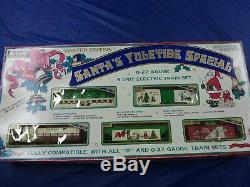 Le Train De Marchandises Spécial K-line Santas Yuletide Est Prêt À Utiliser Le Kit Complet K-1110