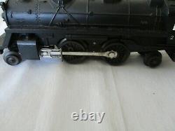 Le Train Électrique De Lionel 1950 Est Réglé Avec La Lumière Et La Fumée. Compl. Ete & Prêt À Exécuter Ensemble