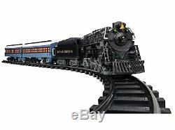 Le Train En Plastique Électrique Réglé Pour Le Jouet D'enfants De Noël Prêt À Courir Le Polar Express