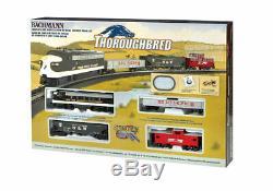 Les Trains Bachmann Pur-sang Prêt-à-run Ho Train