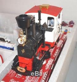 Lgb G-scale 22988us Ensemble De Train De Cirque Complet Prêt À Lancer Set Avec Ob