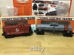 Ligne Lionel Steam Set 6-11747 Coffret De Train Complet Prêt À Fonctionner À 100%, Voie 027