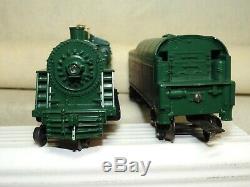 Lionel 027 Southern Electric Train Complet, Prêt À Courir, Toute Nouvelle Piste