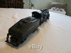 Lionel # 1001 Train Électrique Fret. 027 Échelle. Complete Et Prêt À Fonctionner Exe