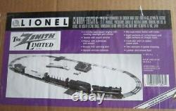 Lionel #11827 Zenith Limited Set De Fret Nouveau Et Prêt À Courir