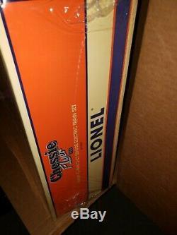 Lionel 1997 Chessie Flyer Train Prêt À Fonctionner 0-27 Gauge Électrique Neuf Dans La Boîte