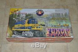 Lionel 31976 Yukon Spécial Prêt-à-run Train Avec Trainsounds