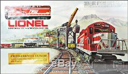 Lionel 6-1072 Ensemble De Départ Prêt À Fonctionner (1) 1980 C10 Scellé