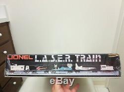 Lionel 6-1150 Ensemble De Départ Prêt À Fonctionner Pour Train Laser, 1981, Scellé, Veuillez Lire