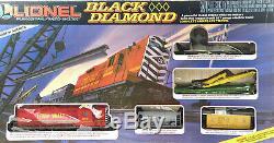Lionel 6-11702 Black Diamond Coffret De Départ Prêt À L'emploi Lehigh Valley 1987 C8