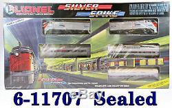 Lionel 6-11707 Ensemble De Départ Prêt À Fonctionner, Amtrak Silver Spike, 1988 C10 Scellé