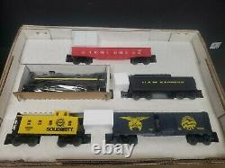 Lionel 6-1181 Uwa Express Prêt-à-run Train Set Nib S. 182