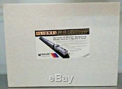 Lionel 6-11828 Ensemble De Départ Prêt À Fonctionner Pour Passagers Du New Jersey Transit, 1996 Nouveau