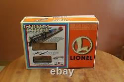 Lionel 6-11921 1113ws O-27 Ensemble De Trains Électriques Prêts À Fonctionner Boîte Originale Complète