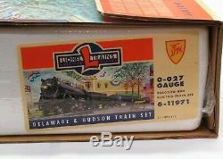 Lionel 6-11971 Delaware & Hudson Prêt À Vapeur Loco Run Set Nib Scellés