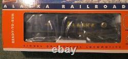 Lionel 6-11972 O/027 Alaska Railroad Prêt À Courir Train Set