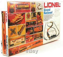 Lionel 6-1460 Coffret De Départ Prêt À Courir Grand National Chessie 1974 C10 Scellé