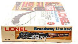 Lionel 6-1487 Prr Broadway Ltd. Une Passe Prête À Fonctionner. Starter Set 1974 C10 Scellé