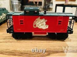 Lionel 6-21944 Prêt À Courir 0-27 Train De Noël Ensemble