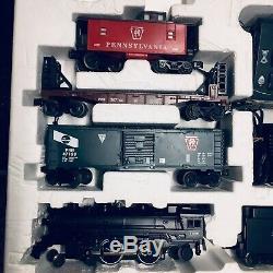 Lionel 6-21971 Ensemble De Train Flyer De Pennsylvanie Complet, Prêt À Fonctionner, Échelle De 0 À 27