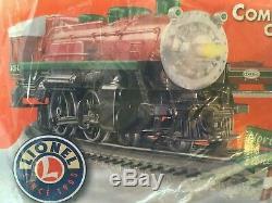 Lionel 6-30068 Coffret De Train De Noël Central Pole Nord Prêt À Partir