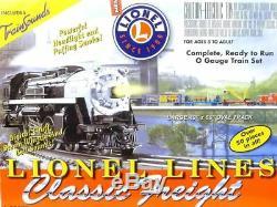 Lionel 6-30070 Lionel Lines Ensemble De Train Classe O Fret Prêt À Fonctionner Jauge