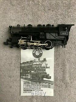 Lionel 6-30091 Coffret De Train Prêt À Fonctionner Pour Le Fret Santa Fe (2008)