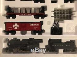 Lionel 6-30091 Santa Fe Fret Prêt À Fonctionner Train (2008) Excellent Cond
