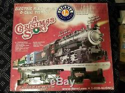 Lionel 6-30118 Une Histoire De Noël Électrique Prêt-à-run O-gauge Train Rare