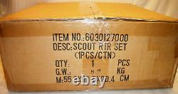 Lionel 6-30127 Prêt À Exécuter L'ensemble Scout Menthe Scellée Dans Ob, Carton D'expédition