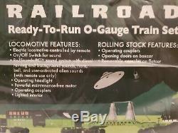 Lionel 6-30206 Zone 51 Chemin De Fer Ready-to-run Train Set / C-10 + Difficile À Trouver